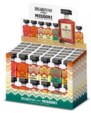 Mini Bottels packs Missoni
