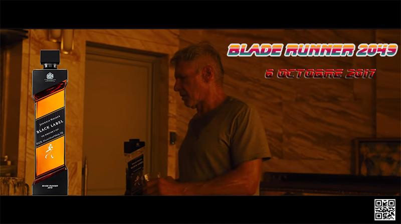 Johnnie Walker Blade Runner 2049 pub
